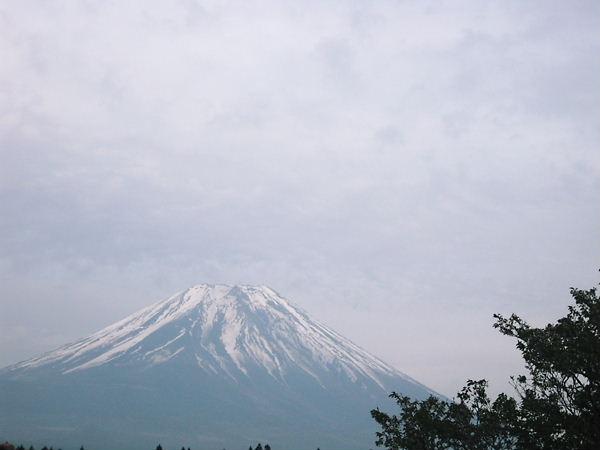 山の美しさ