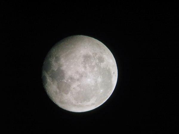 まんまるお月様